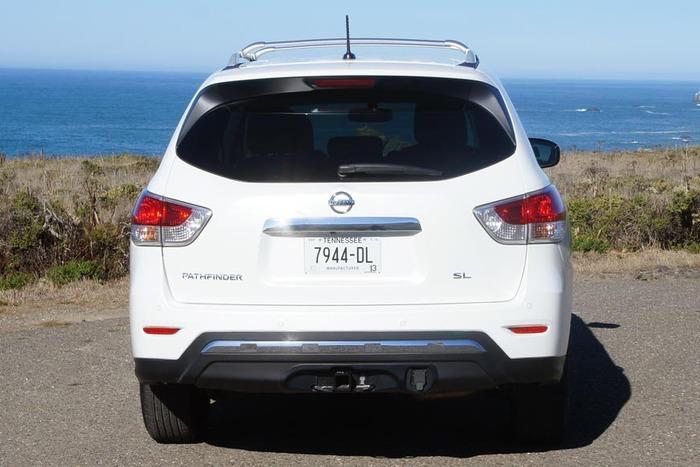 2013 Nissan Pathfinder Review Web2carz