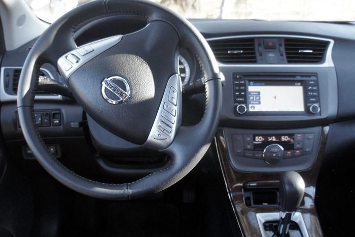 2013 Nissan Sentra Review | Web2Carz