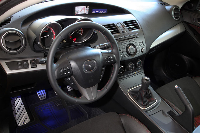 2013 Mazda Mazdaspeed3 Review