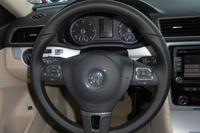 Online Auto Sales >> 2013 Volkswagen Passat TDI Review   Web2Carz