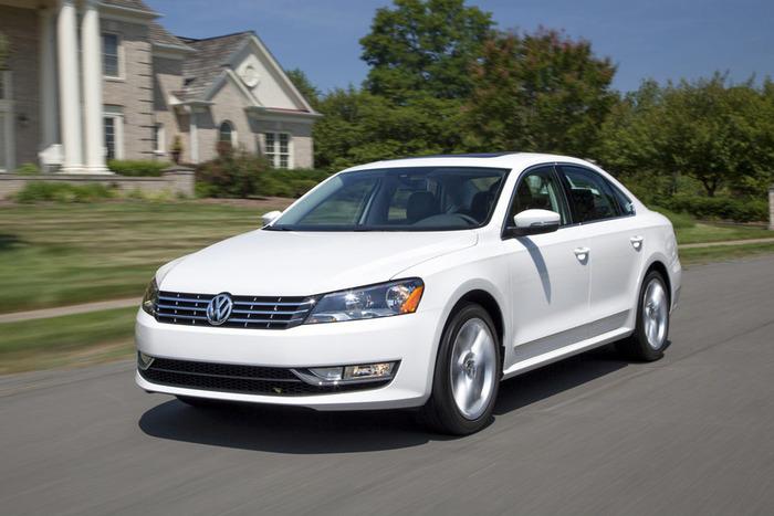 2013 Volkswagen Passat TDI Review