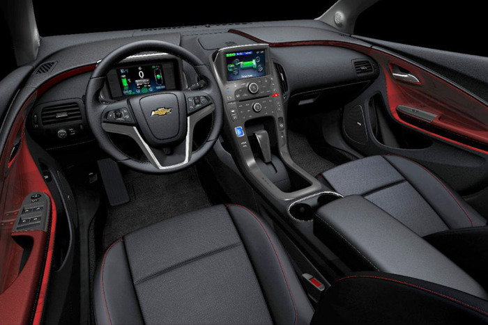 2013 Chevrolet Volt Review Web2carz