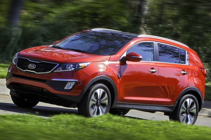 2013 kia sportage sx awd review web2carz. Black Bedroom Furniture Sets. Home Design Ideas