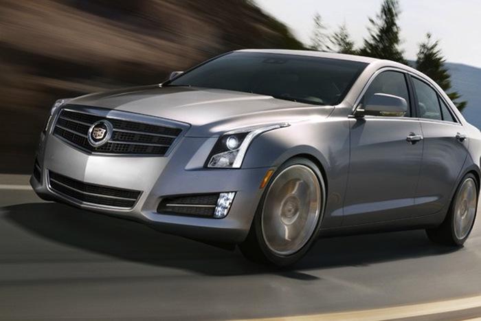 2013 Cadillac ATS Review | Web2Carz