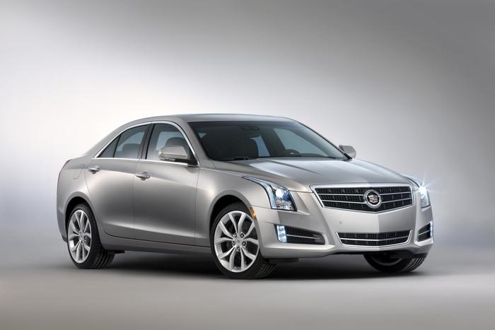 2013 Cadillac ATS4 Performance Build Log