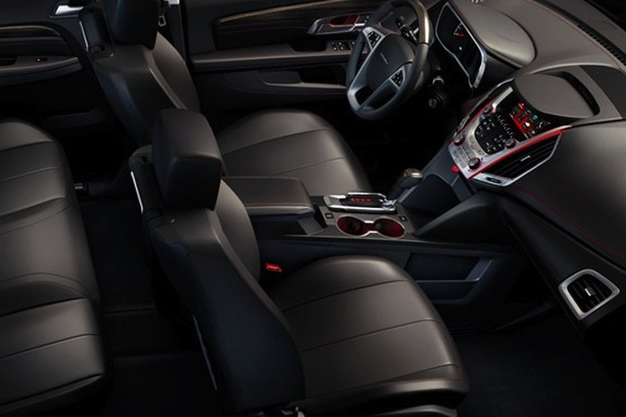 2013 GMC Terrain Denali Review | Web2Carz