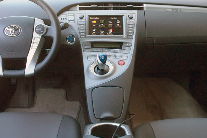 2013 toyota prius plug in hybrid review web2carz. Black Bedroom Furniture Sets. Home Design Ideas