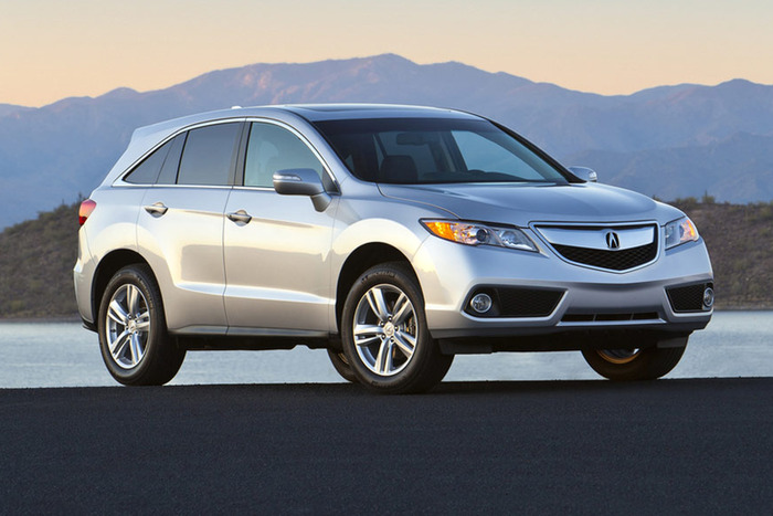 2013 Acura RDX Tech Review