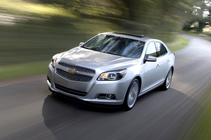 2013 Chevrolet Malibu Turbo Review