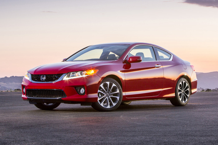 2013 Honda Accord Coupe Review