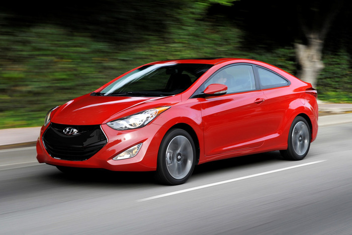 2013 Hyundai Elantra Coupe Extended Review