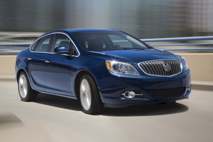 2013 Buick Verano Turbo Extended Review
