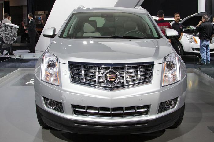 2013 Cadillac Srx Review Web2carz