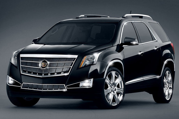 2013 Cadillac SRX Review | Web2Carz