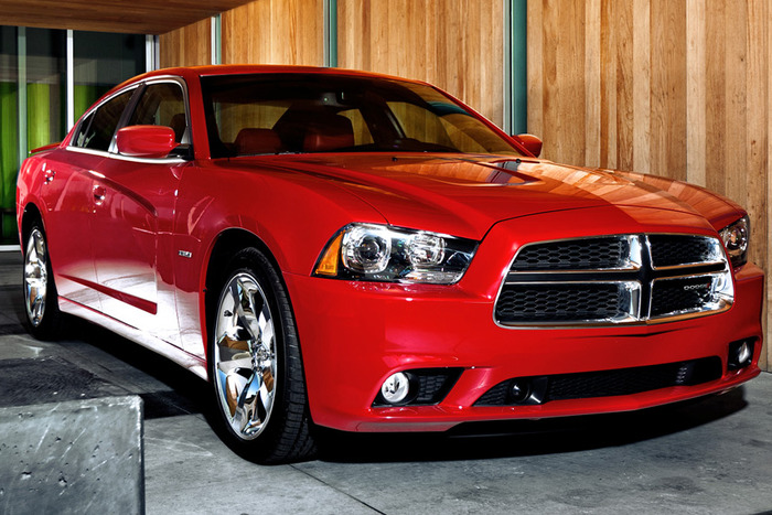 2013 Dodge Charger R/T AWD Review | Web2Carz