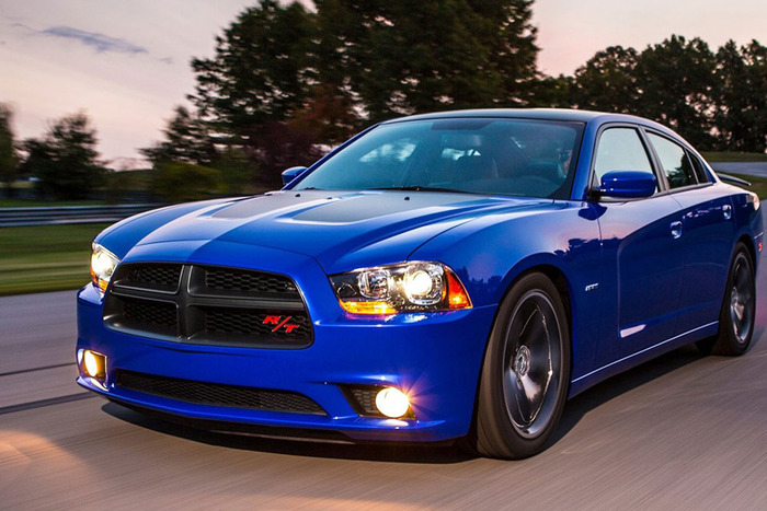 2013 Dodge Charger R  T Awd Review
