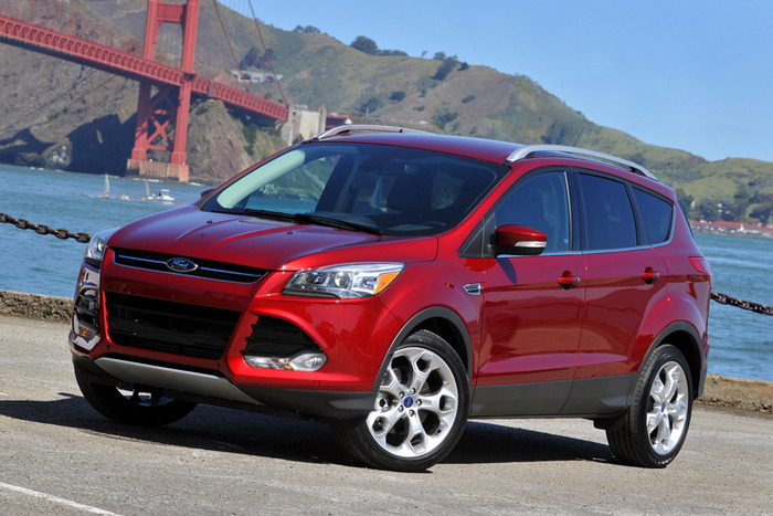 2013 Ford Escape Titanium Review