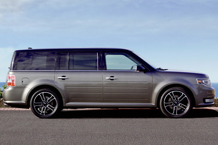 2013 Ford Flex Extended Review
