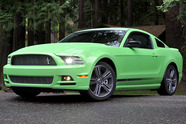 2013 Ford Mustang Review | Web2Carz