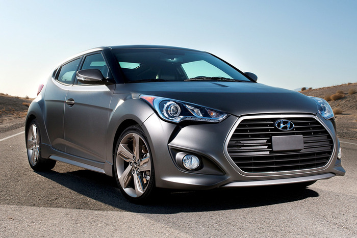2013 Hyundai Veloster Turbo Extended Review