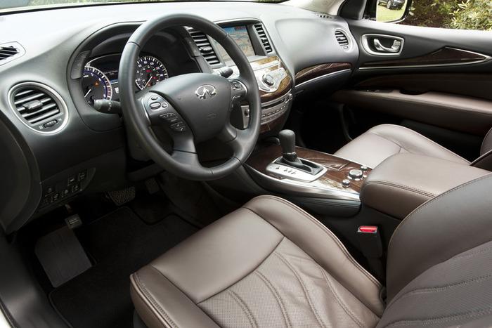 Quest Auto Sales >> 2013 Infiniti JX35 Review | Web2Carz