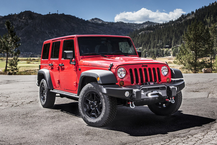 2013 Jeep Wrangler Unlimited Sport 4X4 Review