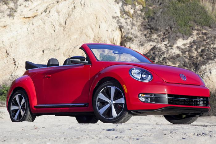 2013 Volkswagen Beetle Review   Web2Carz