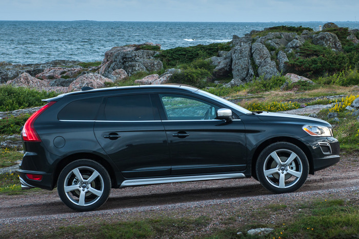 Iihs Safety Ratings >> 2013 Volvo XC60 Review | Web2Carz