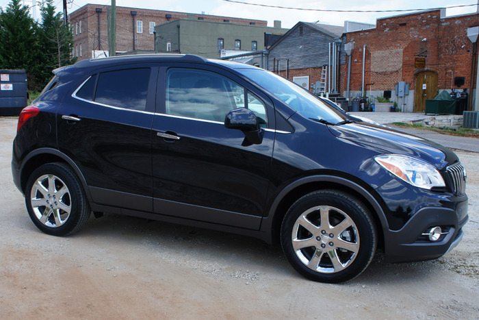 Car And Driver 2013 Buick Encore First Drive Review   New Car Specs ...
