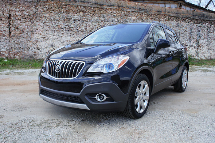 2013 Buick Encore Review | Web2Carz