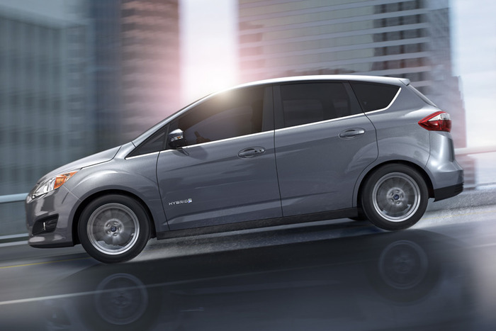 2013 Ford C-Max Extended Review