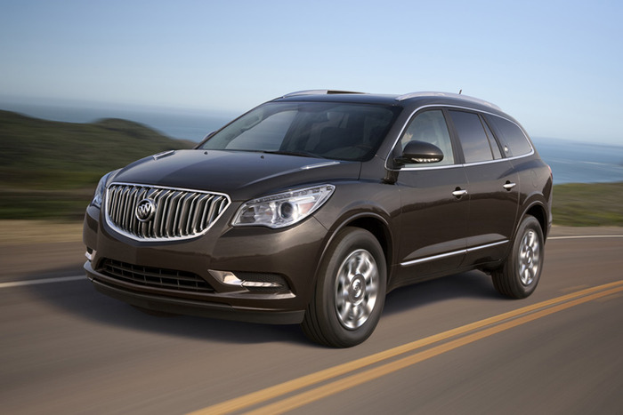 2013 Buick Enclave Extended Review