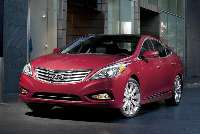 2013 Hyundai Azera Review Web2carz