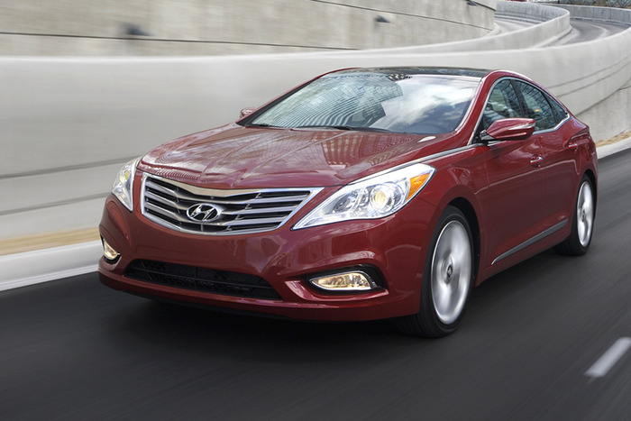 2013 Hyundai Azera Review | Web2Carz