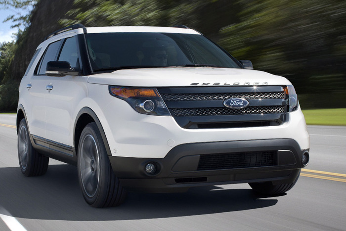 2013 ford explorer sport review. Black Bedroom Furniture Sets. Home Design Ideas