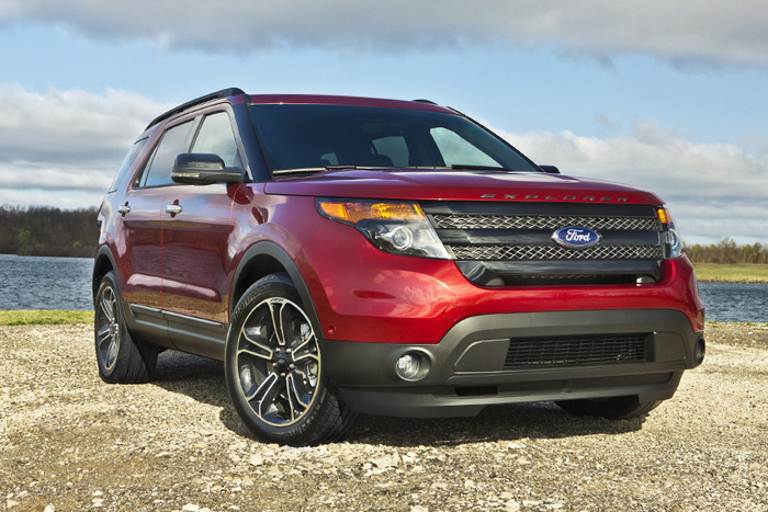 2013 Ford Explorer Sport Review