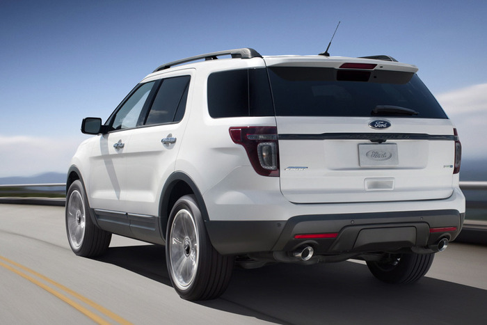 ford explorer sport review webcarz