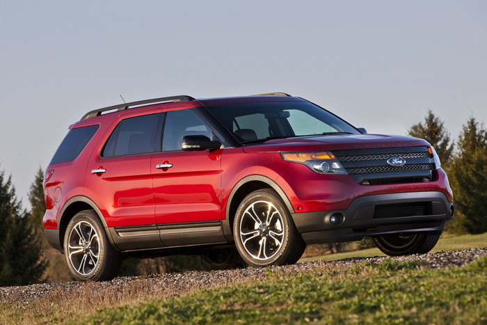 2013 ford explorer sport review web2carz. Black Bedroom Furniture Sets. Home Design Ideas
