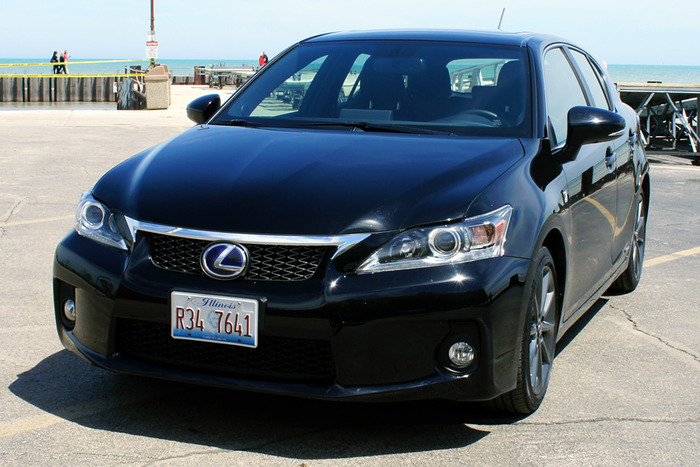 2013 Lexus CT 200h Review | Web2Carz