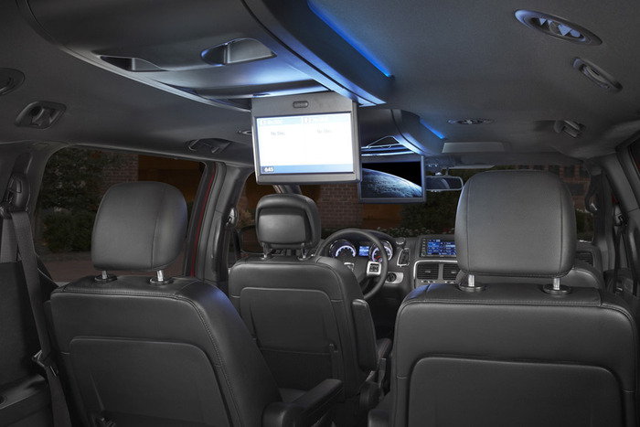 2013 Dodge Grand Caravan Crew Review | Web2Carz