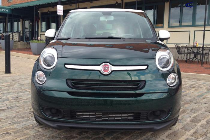 Loan Bad Credit >> 2014 Fiat 500L Review | Web2Carz