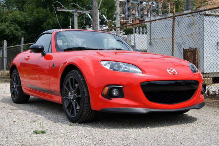 2013 Mazda MX-5 Miata Club Spec Review