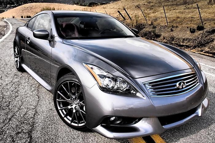 2013 Infiniti G37xs Coupe Review | Web2Carz