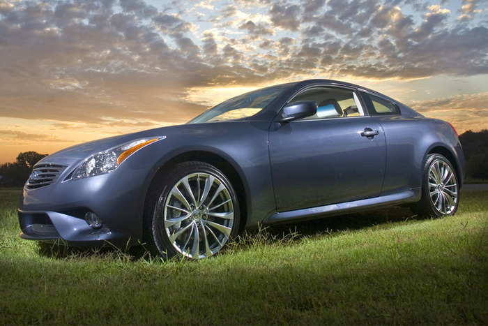 2013 Infiniti G37xs Coupe Review