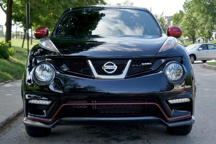 2013 Nissan Juke NISMO Review | Web2Carz