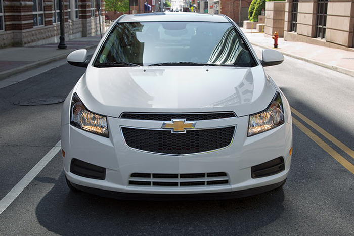2014 Chevy Cruze Clean Turbo Diesel Review
