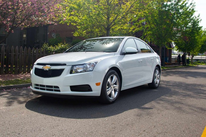 Used Cars Tucson >> 2014 Chevy Cruze Clean Turbo Diesel Review | Web2Carz