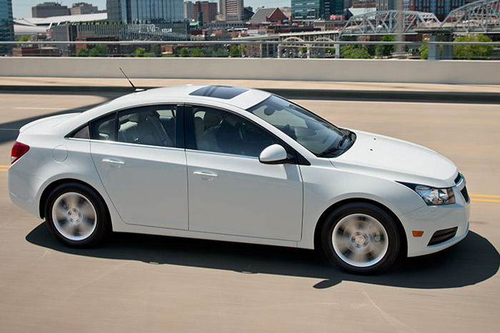 2014 chevy cruze clean turbo diesel review web2carz. Black Bedroom Furniture Sets. Home Design Ideas