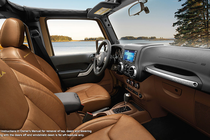 2014 jeep wrangler unlimited review autos post for Jeep wrangler unlimited sahara interior