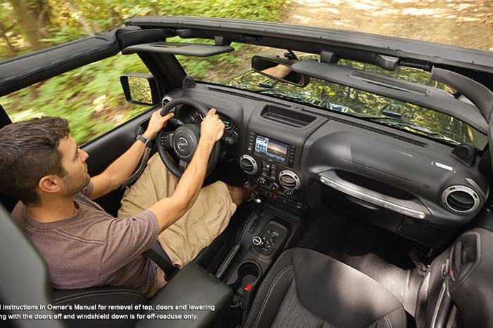 2013 Jeep Wrangler Sport >> 2014 Jeep Wrangler Unlimited Sahara 4X4 Review | Web2Carz